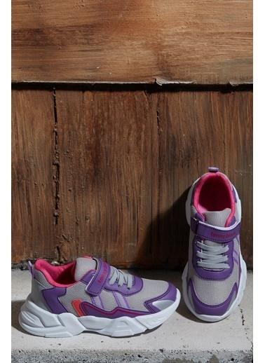 Tonny Black Lila Çocuk Spor Ayakkabı Tb0098 Lila